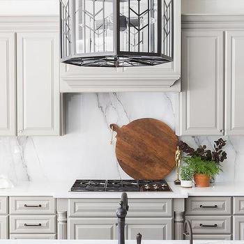 Dorian Gray Kitchen Cabinets Design Ideas