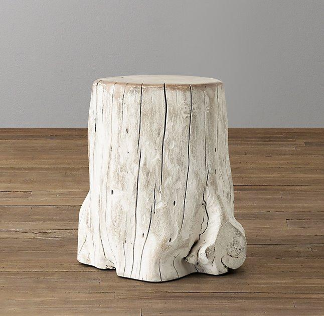 Taka Side Trunk Side Table
