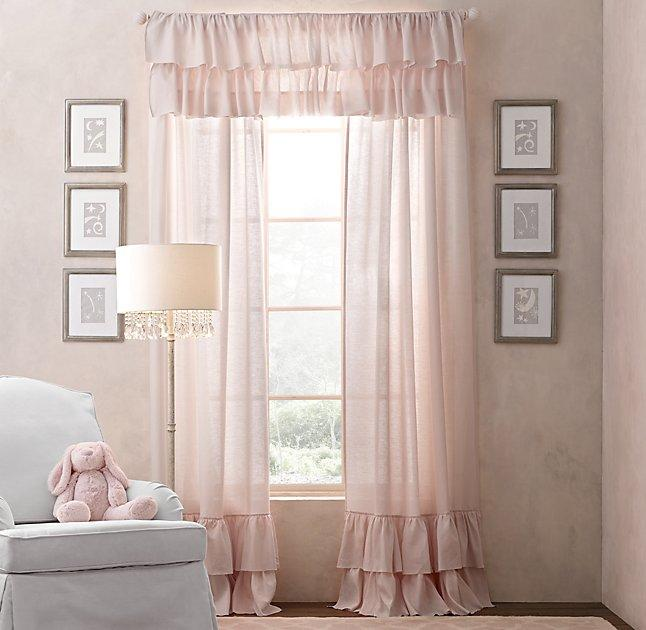 Curtains And Drapes For Baby Room
