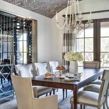 Recessed Dining Room Wine Cellar Design Ideas Awesome Wine Cellar Dining Room