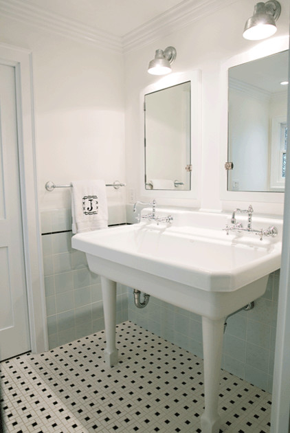 Utility Sink Bathroom : ... Bathroom Bathroom Rugs Stainless Steel Bathroom Sink Trough Bathroom