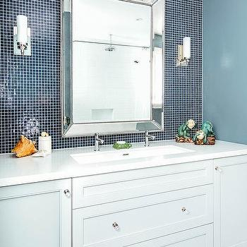 One Bathroom Sink Two Faucets Design Ideas