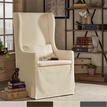 Miles Side Chair Slipcover Crate Amp Barrel