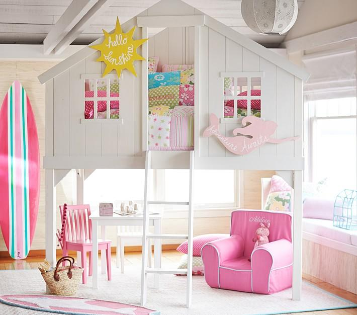 French-Themed Girls' Bedrooms : Decorating : Home & Garden
