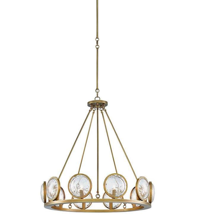 Marjiescope crystal brass chandelier aloadofball Gallery