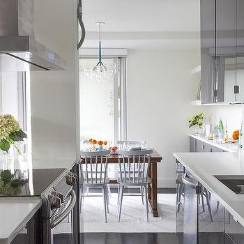 Interior design inspiration photos by Mona Ross Berman Interiors.