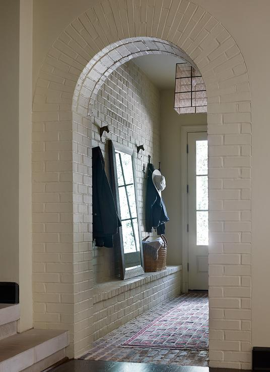 Brick Floor Design Ideas