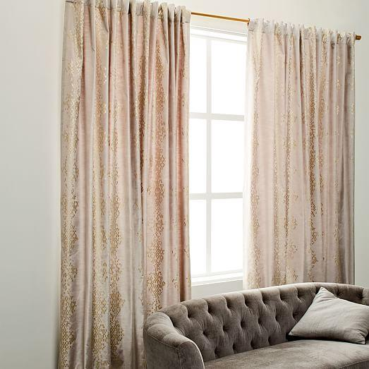 room drapes velvet yellow drapery curtains high velveteen staging ft gold foot cotton size buy custom divider
