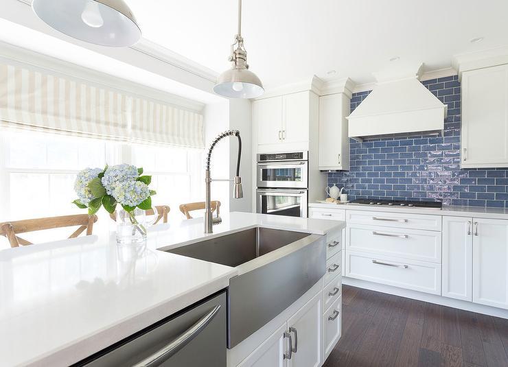 Narrow Countertop Dishwasher : Kitchen Island Dishwasher - Transitional - kitchen - Lynn Morgan ...