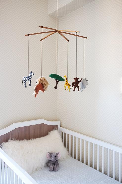 White Nursery Mobile Thenurseries