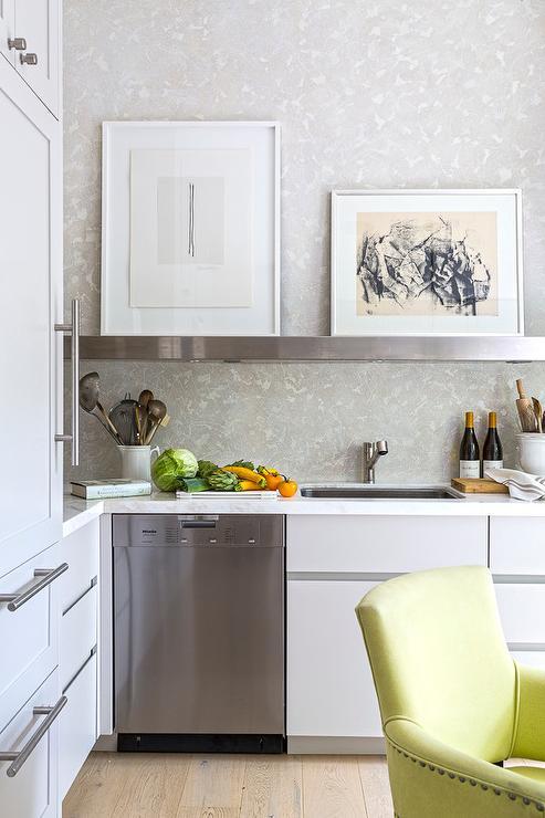 Shelf Above Kitchen Sink Design Ideas