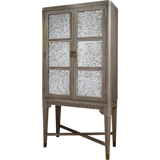 playlist wood frame antique bar wine storage link on pinterest view full size antiqued mirrored doors view full size