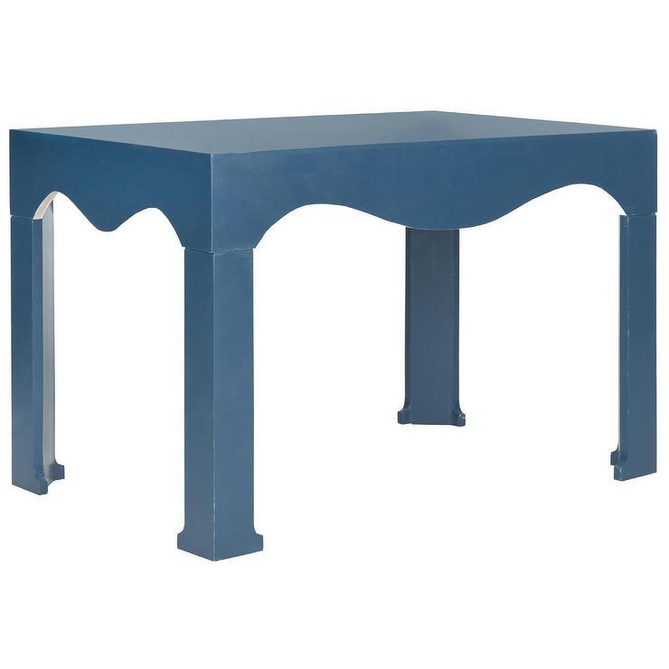 Navy Blue Coffee Table Tray: Safavieh Roscoe Navy Blue Coffee Table