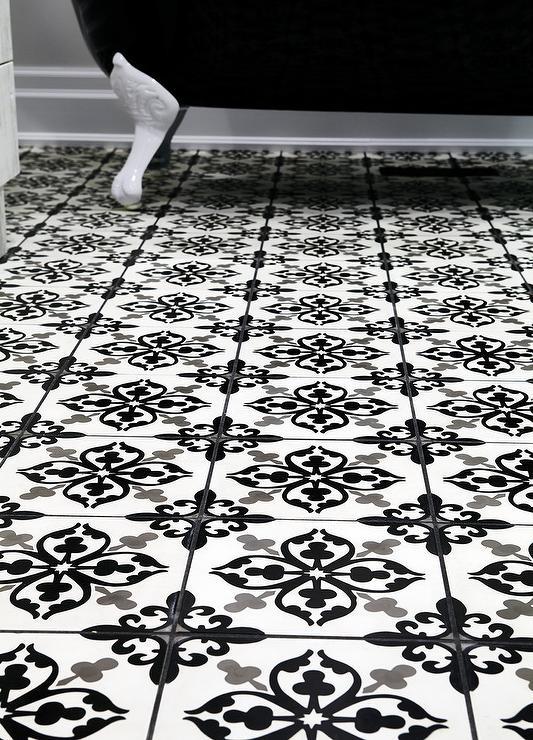 Fleur De Lis Floor Tile Gurus Floor