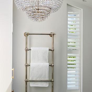 Long Narrow Bathroom Window