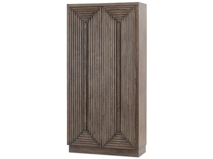 Brown Wood Allusion Cabinet - Products, bookmarks, design ...