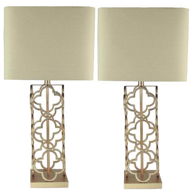 Ivory gold table lamps karmin ivory gold table lamps aloadofball Image collections