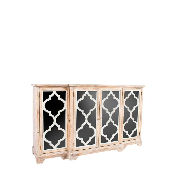 Anne natural wood glass sideboard julie anne natural wood glass sideboard planetlyrics Image collections
