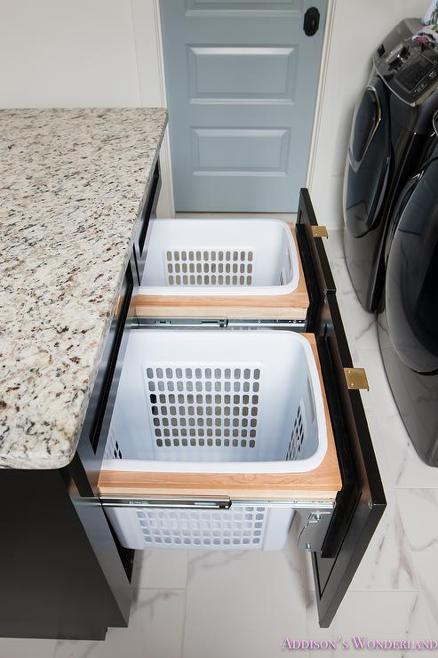 Elegant Laundry Bins by Addison's Wonderland