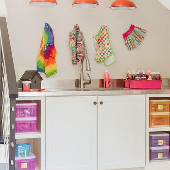 Pink Plastic Craft Box Design Ideas
