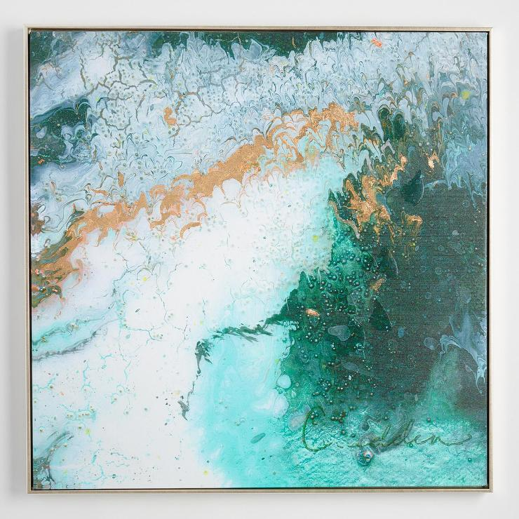 Between Dreams by Hadden Spotts Gold Frame