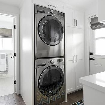 Floor To Ceiling Laundry Room Cabinets Design Ideas