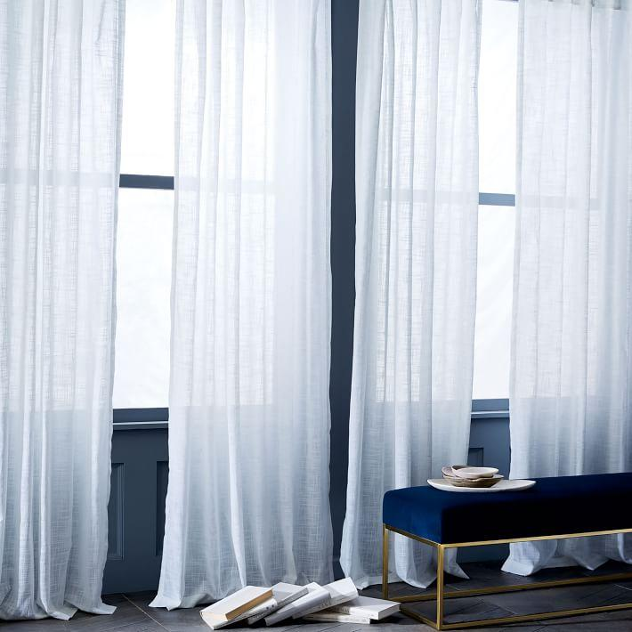 Ambrosia Sheer Curtains Neiman Marcus