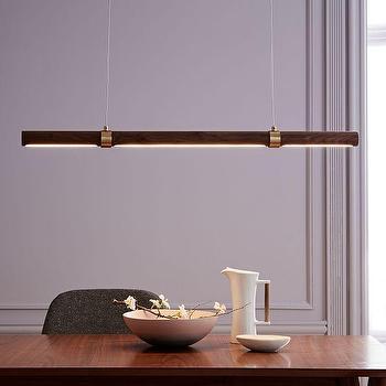 Visual Comfort Studio Sandy Chapman 10 Light Brass Linear