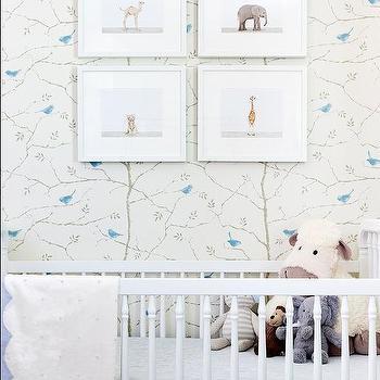 Art Above Crib Design Ideas