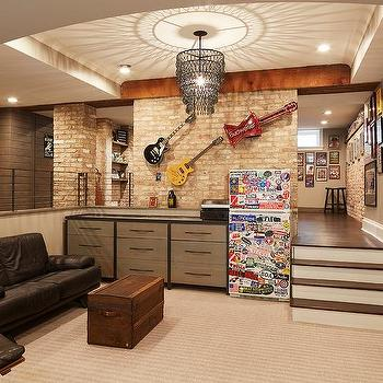 20 Man Cave Finished Basement Designs You Ll Totally Envy Home Design Lover