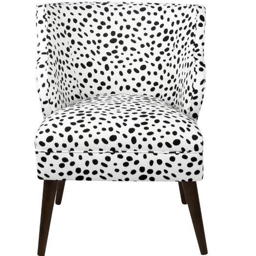 Navy Animal Print Chair Products Bookmarks Design