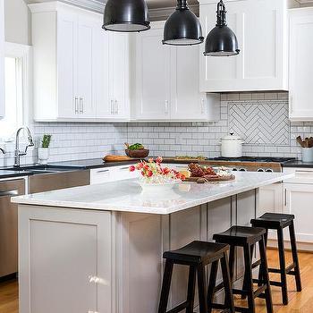 Industrial Kitchen Lighting Design Ideas