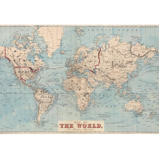 Map of the world wall mural gumiabroncs Images