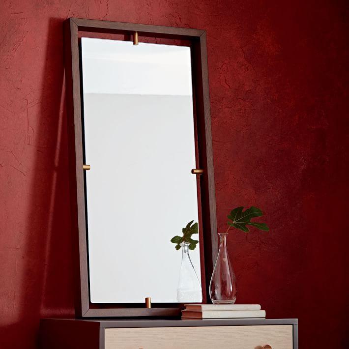 Popular Floating Suspension Wall Mirror EW35