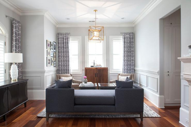 Accent Walls For Living Room