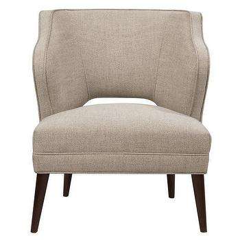 Elegant Noble Hemp Mod Side Chair