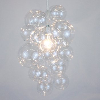 The light factory the waterfall bubble chandelier look for less the light factory the waterfall bubble chandelier aloadofball Image collections