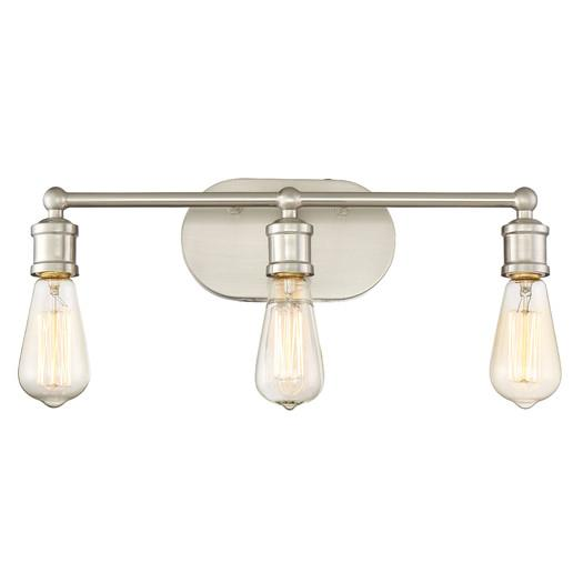 Farmhouse Agave Exposed Vanity Light