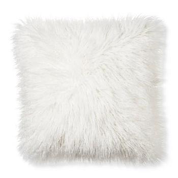 Various Colors Faux Fur Bolsters