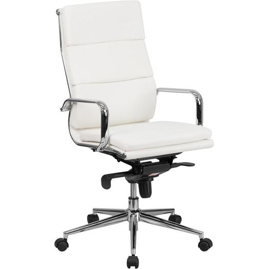 Enjoyable White Leather Swivel Desk Chair Forskolin Free Trial Chair Design Images Forskolin Free Trialorg