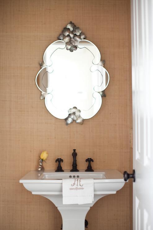 100 mirror over pedestal sink purple mirror with white pede