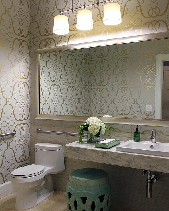 Wallpaper For Bathrooms 2017