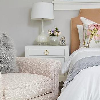 Grey Bedding Design Ideas