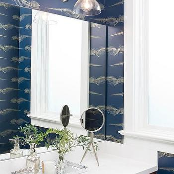 Fish Themed Bathroom Design Design Ideas