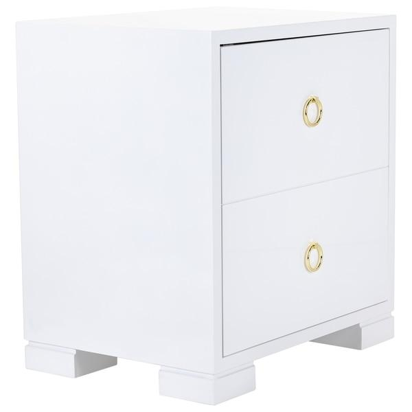 how to clean lacquer furniture. Safavieh White Brass Knob Lacquer Chest How To Clean Furniture S
