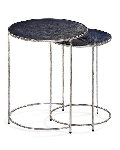 Cyder Round Nesting Tables