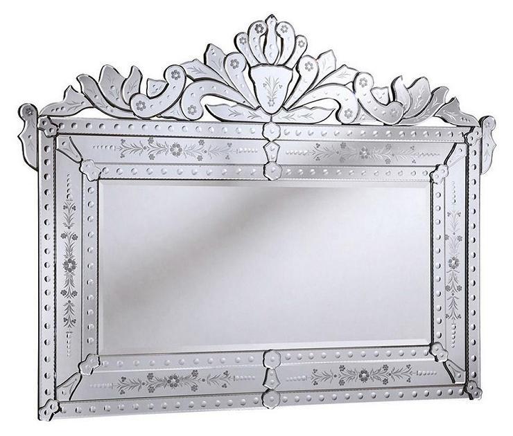 Elegant Wall Mirrors venetian wall mirror