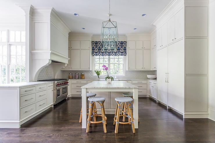 U Shaped Kitchen with Peninsula - Transitional - Kitchen on small u-shaped kitchens with seating, kitchen peninsula with seating, u kitchen layout ideas with seating, kitchen layouts with island seating, u shaped kitchen island designs,