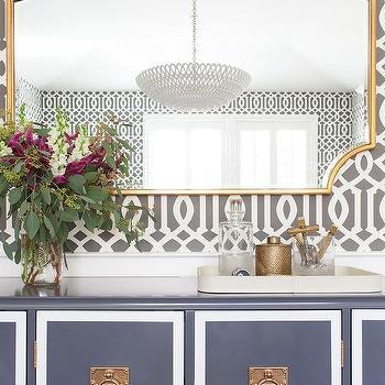 buffet cabinet antique brass ring pulls design ideas