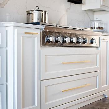 Genial Pot And Pan Drawers Under Cooktop